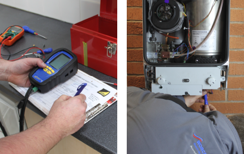 Boiler servicing Darlington